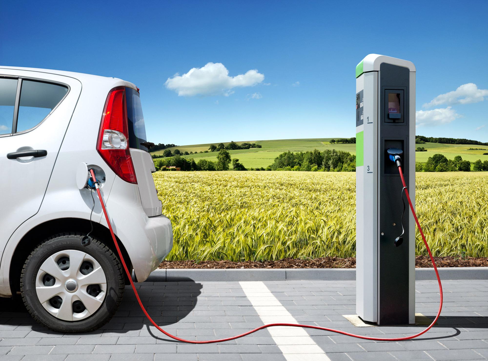 cargadores coches electricos